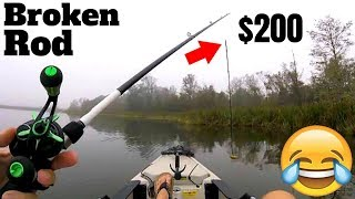 TOP 5 WORST Fishing Fails of 2018!!! (FUNNY!)