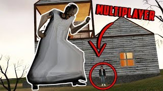 Granny Horror Game Multiplayer with GIANT GRANNY! (Granny Mobile Horror Game Multiplayer)
