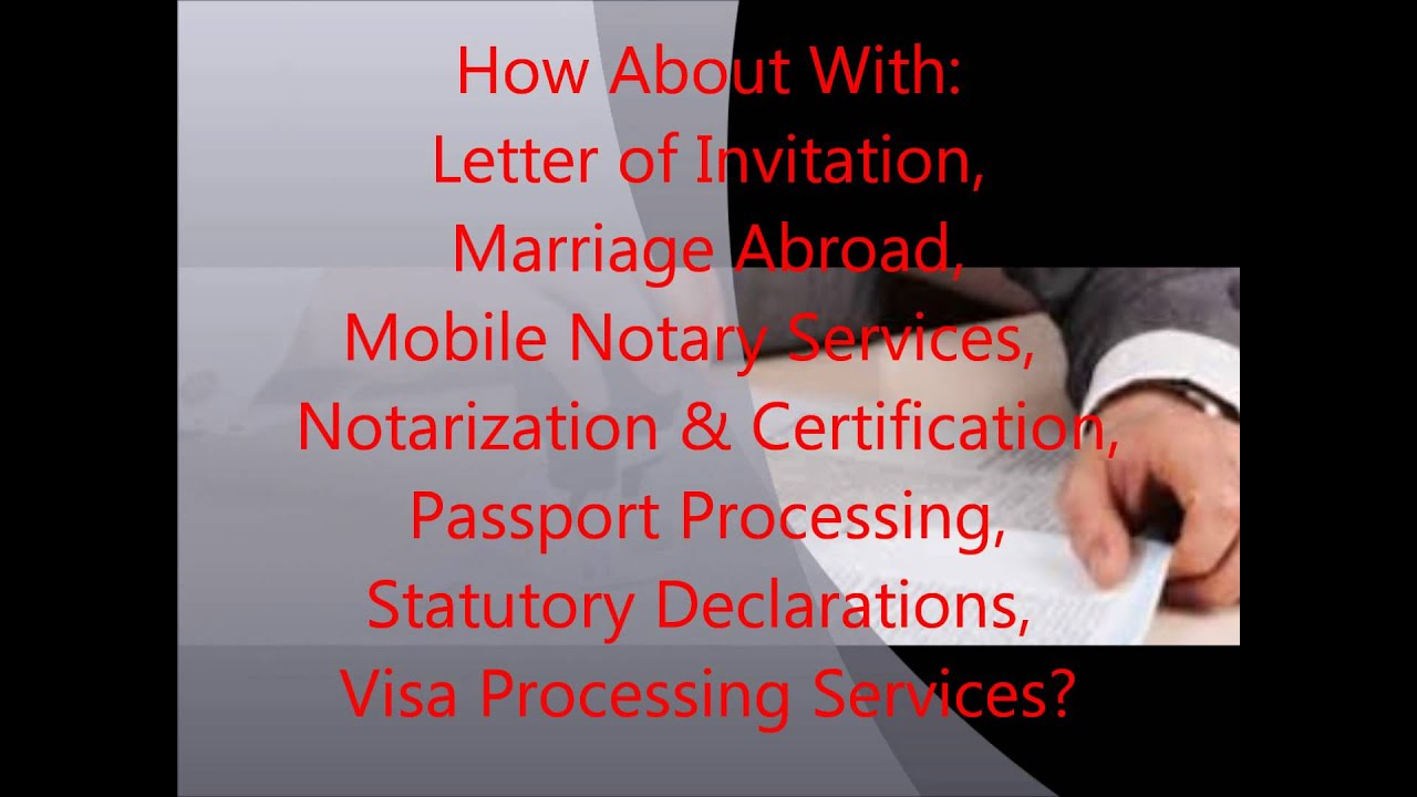 Notary public toronto find the best notary public near you in notary public toronto find the best notary public near you in toronto youtube stopboris Gallery