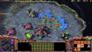 Destiny going mass queens (CatZ joins Skype) [Game 9] - Starcraft 2