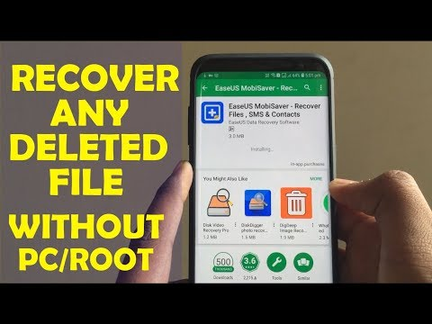 Recover Deleted Photos&VideosFrom Android Without Root/PC(With PROOF)
