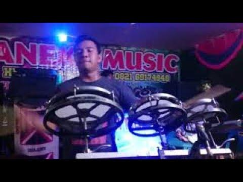 ANEKA MUSIC BAGAN BATU KM 16 KENCANA DJ ADEXX AM FEAT DAYAT GONDANG  LIVE SIARANG2