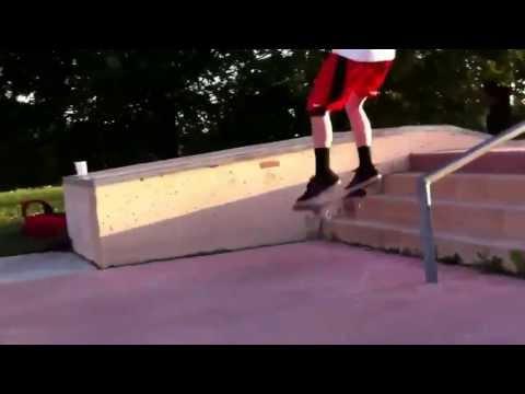 Lakelands park middle school four stair