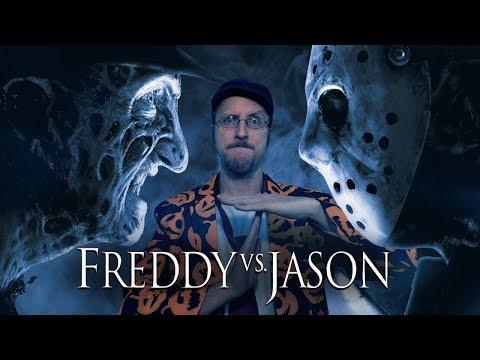 Ностальгирующий Критик - Фредди против Джейсона (2016)