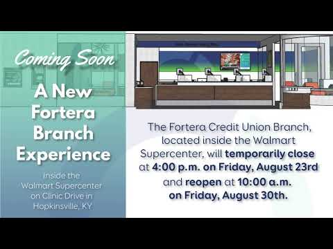 Fortera Credit Union | Wherever Life Takes You