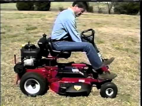 how to start a ryobi rotary lawnmower you tube