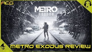 "Metro Exodus Review ""Buy, Wait for Sale, Rent, Never Touch?"""
