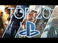 Top 20 Playstation 4 Exclusive Games