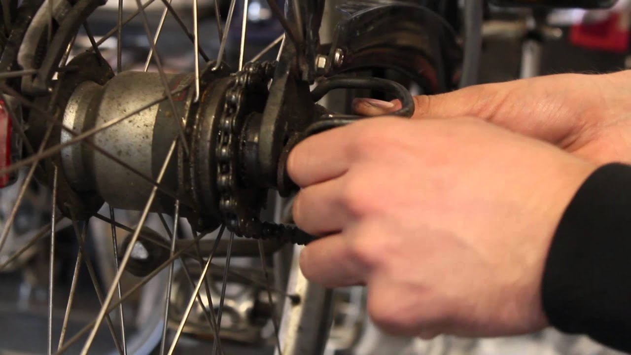 gearskifter 7 gear