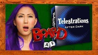 ADULT TELESTRATIONS (Board AF)