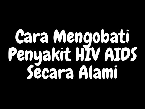 cara-menyembuhkan-hiv-secara-alami