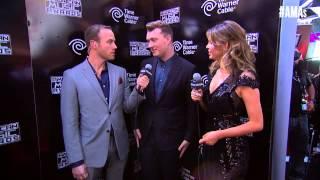 Sam Smith Red Carpet Interview - AMAs 2014