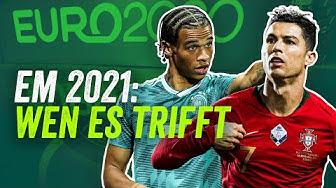 EM 2021: Wer profitiert, wer verliert? feat. Leroy Sané, Sergio Ramos & Cristiano Ronaldo!
