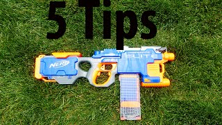 5 Tips to becoming better at Nerf