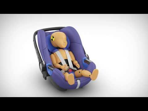 BABY-SAFE i-SIZE - Training