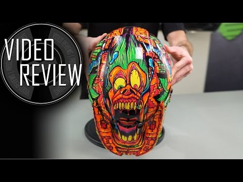 Fly Racing Kinetic Youth Helmet Review by Moto Everything.
