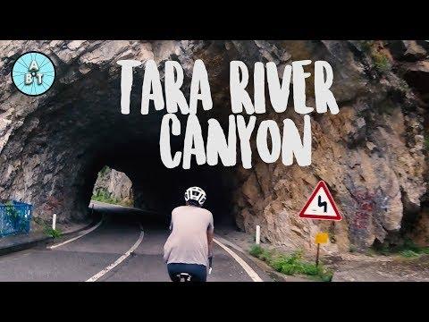 Cycling the Tara River Canyon - Bosnia Herzegovina / Montenegro