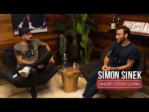 Short Story Long #166 - Simon Sinek | The Infinite Game