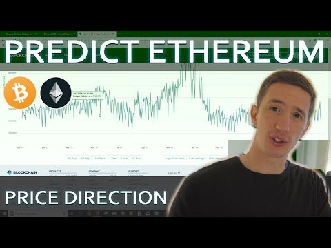 Predicting Ethereum and Bitcoin Price Direction Using Transaction Data