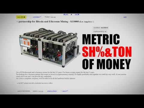 I Read Ridiculous Craigslist PC Ads   Cryptocurrency Edition!