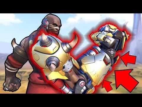 The MASSIVE Hitbox of Doomfist's... Fist (Overwatch)