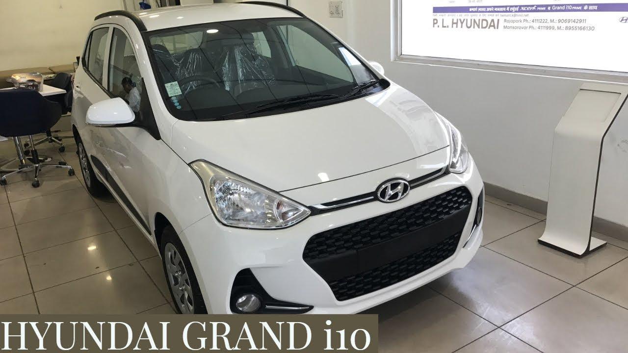 Hyundai Grand I10 Sportz 1 2 Kappa Vtvt 2018 Review Youtube