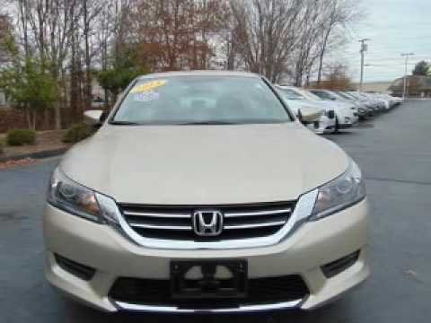 2014 Honda Accord H5012A   High Point NC