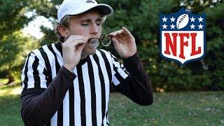 NFL Refs Be Like...