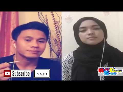 MANTAP SUARANYA !!! RELA cover by Fatin ft  Fiqq  Best Smule | King Of Smule | King Of Smule