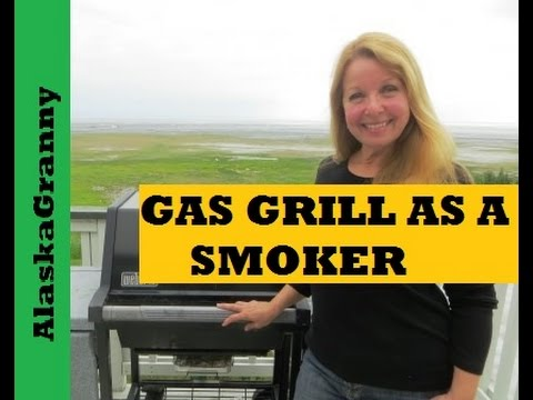 How To Use A Gas Grill As A Smoker