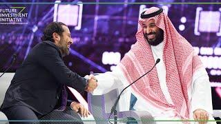 ولي العهد .. ساخراً الحريري موجود وسوف يجلس يومين لا أحد يقول مخطوف