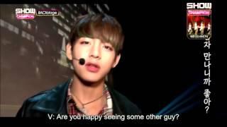 Video [ENG SUB] 151212 BTS- Show champion backstage (part 1) download MP3, 3GP, MP4, WEBM, AVI, FLV Mei 2018