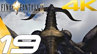 Final Fantasy IX HD - Gameplay Walkthrough Part 19 - Brahne Death & Bahamut Summon [4K 60FPS]