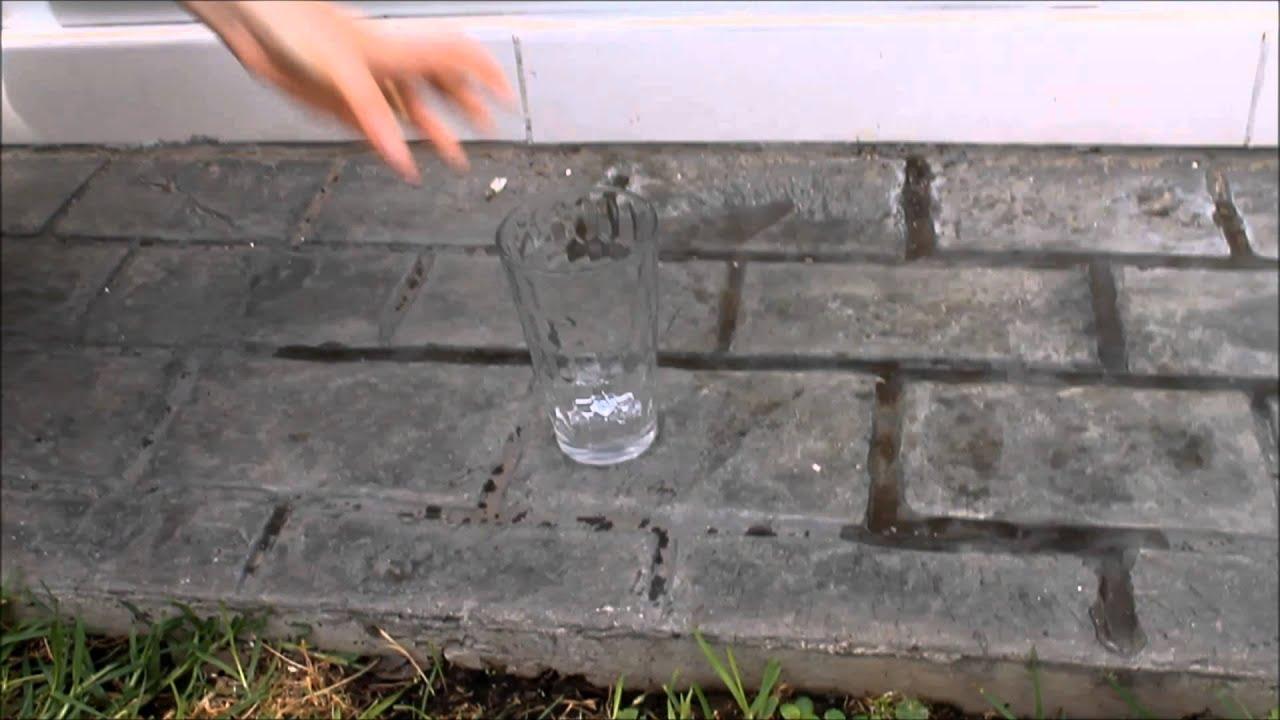 Como tirar agua al suelo