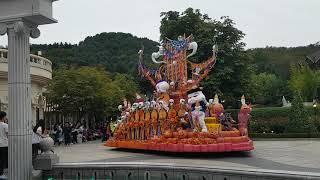 "SkyLine - Halloween show in Everland ""South Korea"""