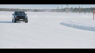new winter tires - Porsche
