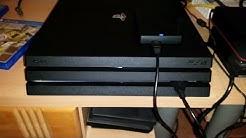 """#PS 4 Backup erstellen und auf eine neue PS 4 Pro kopieren """"Anleitung""""""""Siehe Beschreibung"""" [HD]"""