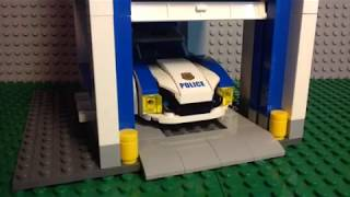 Lego City Police Station Review 60141