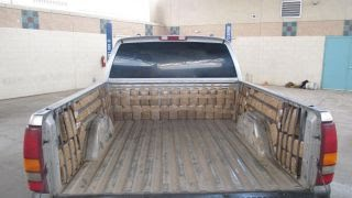 310 pounds of marijuana seized at TX-Mexico border