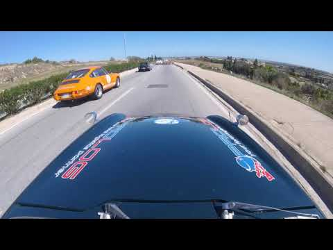 Malta Classic 2017- TR6-Onboard camera-Race-Competition