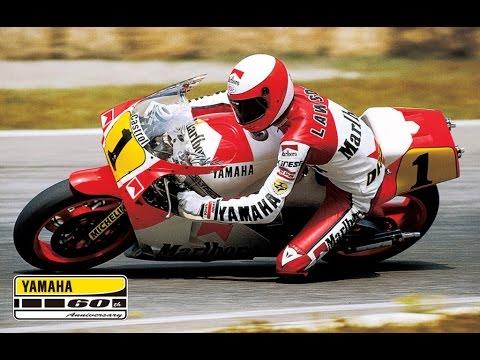 Yamaha Wall of Champions Inductee Eddie Lawson | Yamaha 60th Anniversary