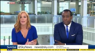 Sarah Jane Mee Sky News 2017 08 02
