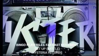Скачать Bingo Players Ft Far East Movement Get Up Rattle Radio Mix