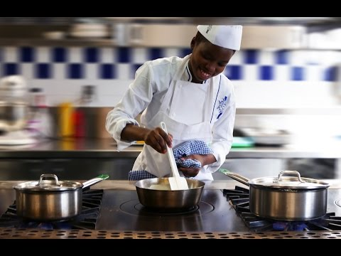 2016 Passion for Excellence Scholarship Chef Cook-off