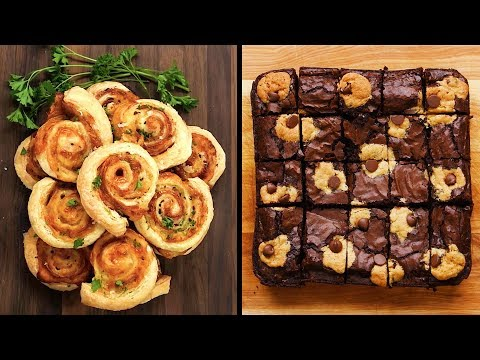 Party Food Ideas | Top 10 Amazing Party Recipes
