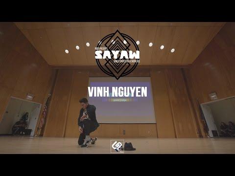 Vinh Ngyuen | FRONTROW | SAYAW 2017