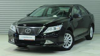 Проверка Тойота/ Toyota Camry XV50 2012 (985.000р) в салоне Major