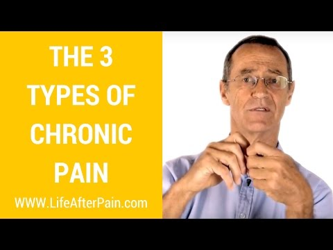The 3 Types of Chronic Pain