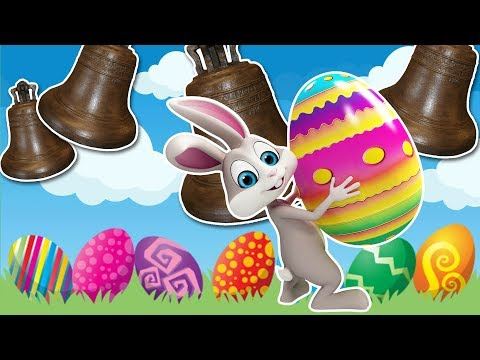 Cloches de Pâques !