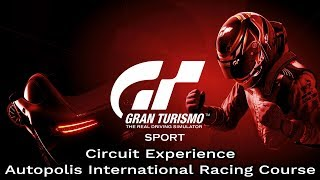 Gran Turismo Sport - Autopolis International Racing Course - Circuit Experience